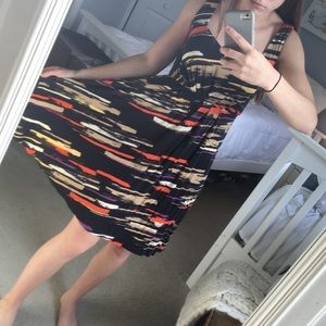 Dresses & Skirts - Multi-colored shift dress